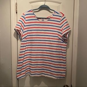 Old Navy Striped Swing Top